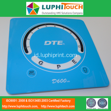 DTE Ultrasonic Scaler In-Mold Dekorasi IMD Plastic Panel